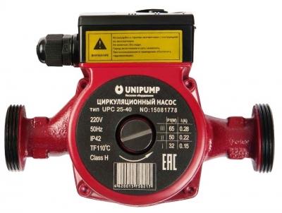 Насос UNIPUMP UPС 25-60 130